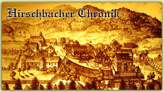 Hirschbacher Chronik